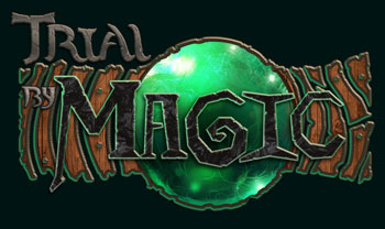 Trial By Magic Logo
